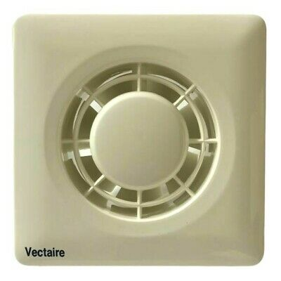 """Vectaire A10/4 Extractor Fan for 4""""/100mm duct (NO Timer)"""