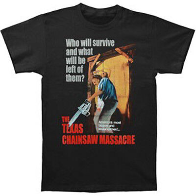 TEXAS CHAINSAW MASSACRE - Bizarre & Brutal T-shirt - NEW - SMALL ONLY