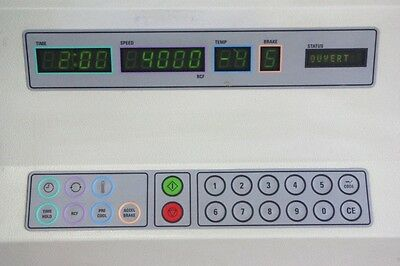 MSE Sanyo Harrier 18/80R Refrigerated Centrifuge