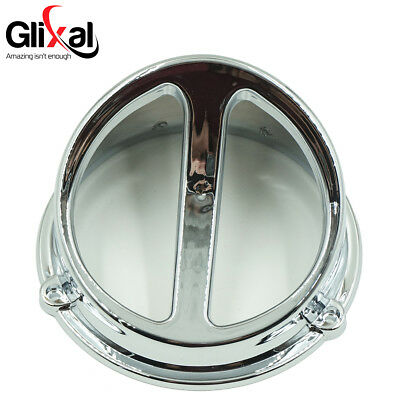157QMJ 1P57QMJ Chrome Fan Cover Air Scoop Cap GY6 125cc 150cc Chinese Scooter