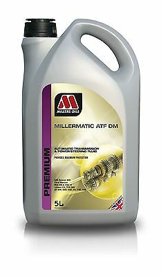 Millers Millermatic ATF DM Automatic Transmission Power Steering Fluid 5 Litre