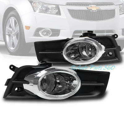Car & Truck Lighting & Lamps 09-14 CHEVY CRUZE BUMPER DRIVING CLEAR FOG  LIGHTS+BLACK COVER+WIRING HARNESS KIT nh.fifthtribe.com | 2012 Chevy Cruze Fog L Wiring Harness |  | Neighborhood Health