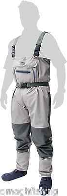 Leeda Volare Breathable Chest/Body Waders*Sizes M-XXL*Trout Salmon Game Fishing