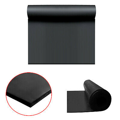 RUBBER SHEETING Commercial Grade Rubber Roll Matting Garage Flooring 1.4M WIDTH