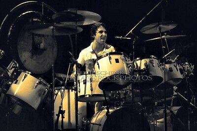 Keith Moon Photo The WHO 8x12 inch '75 Live Concert Ltd Ed Custom Art Design D32