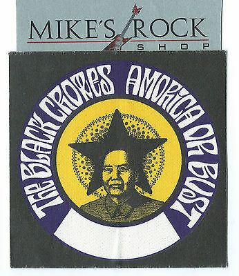 BACKSTAGE PASS The Black Crowes - Amorica or Bust Tour - No Guitar Picks