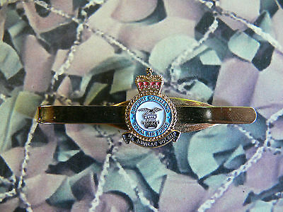 Royal Air Force SUPPORT COMMAND Tie Clip / Bar / Slide RAF