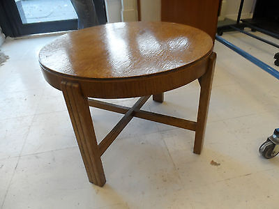 Circular Side /  Coffee Table 1930s Collection in Manchester