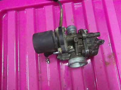 Longjia Speedforce 50 carburettor