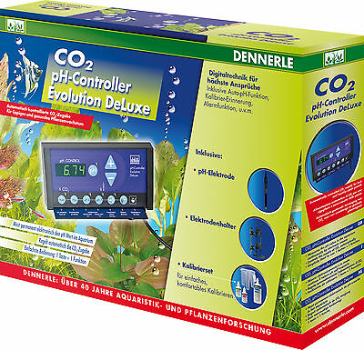 Dennerle Professional Line PH Controller Evolution DeLuxe NIP