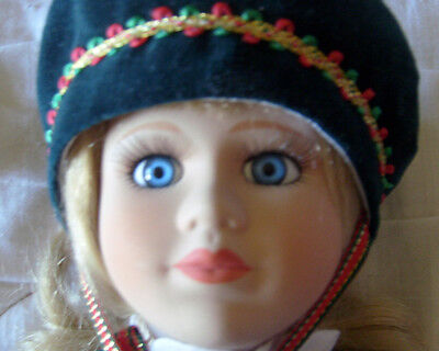 Seymour Manns  Connoisseur Doll Collection/ Blonde Girl/ Beautiful Clothing and