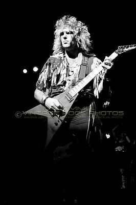 Robbin Crosby RATT Photo 8x12 or 8x10 inch Live '80s Concert Exclusive Print L29