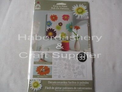 Rub On Patterns To Paint On *daisy*5205