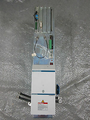 Indramat Rexroth HDS03.1-W075N-HS12-01-FW System DIAX 04 Control *Fully Tested*