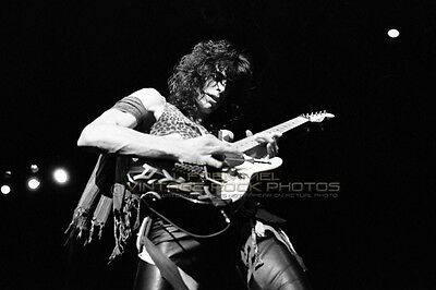 Warren DeMartini RATT Photo 8x12 or 8x10 inch Live '80s Concert Studio Print L18