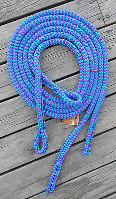 6FT SPLIT REINS with LOOPS -Professionally Made- 17 colours available