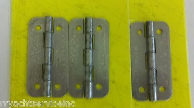 Igloo Cooler Hinges Stainless Steel 76891 Set 3 Fits 25 Thru 165 Qt Coolers Usa
