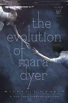 The Evolution of Mara Dyer by Michelle Hodkin (English) Hardcover Book Free Ship