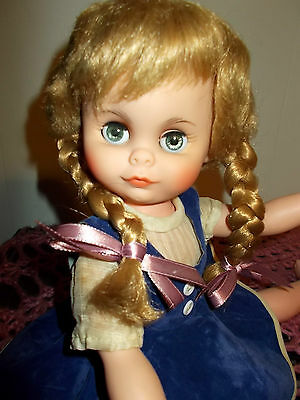 VINTAGE Eegee DOLL 15 INCH 1960,S ORIGINAL OUTFIT