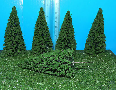 10-(S)/(HO)/(O) Scale CEDAR TREES for Modeling bring your Countryside to LIFE
