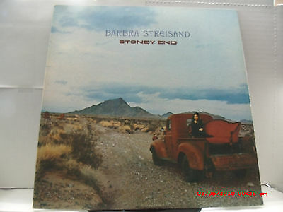 """BARBRA STREISAND -(LP)- STONEY END - INCLUDES """"IF YOU COULD READ MY MIND"""" - 1970"""