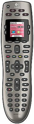 Logitech Harmony 650 Universal Remote Controls For Parts - Non Working