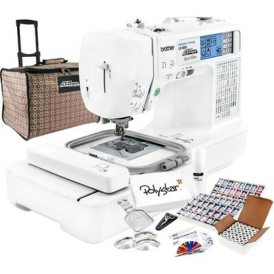 NEW Brother Sewing LB6800PRW Project Runway Limited Edition Combination Machine