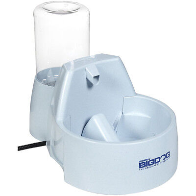 PetSafe Drinkwell Big Dog Pet Water Drinking Fountain For Cats & Dogs