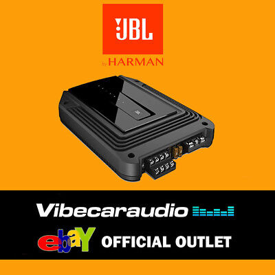 JBL 435 Watt 4 Channel Bridgeable Car Speaker Subwoofer Full Range Amplifier BN