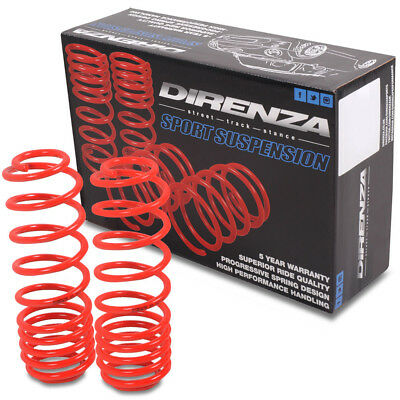 DIRENZA TUV LOWERING SPRINGS SUSPENSION 35mm BMW 5 TOURING 525D 530D AIR E39