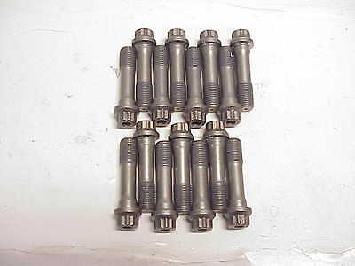"""15 Arp Eagle 12 Point Connecting Rod Bolts 7/16-20  x 1.750"""" Carrillo Pankl JH45"""