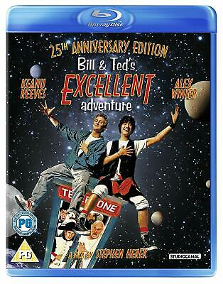 Bill And Teds Excellent Adventure (Blu-ray) Keanu Reeves, Alex Winter