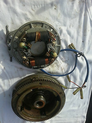 alternateur stator allumage johnson 9.9 cv hors bord