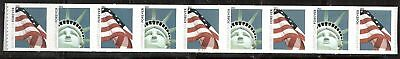 2010 #4488-4489 PNC9 Forever Liberty & Flag #S111111