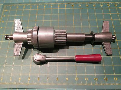 SHOPSMITH MARK V (500) – QUILL FEED ASSEMBLY - SEE PHOTO FOR INCLUDED ITEMS