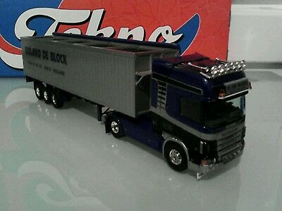 tekno trucks Roland De Block 4 Series