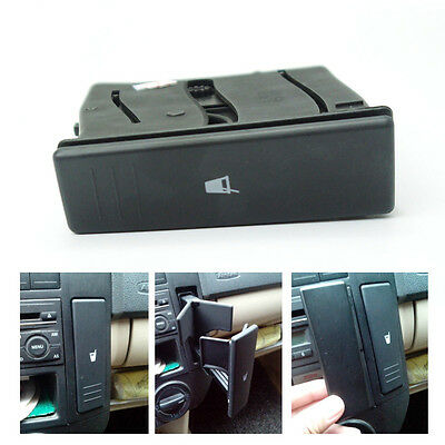 Black Cup Holder Dashboard Cup Holder 6Q0858602E 6Q0 858 602E For VW POLO
