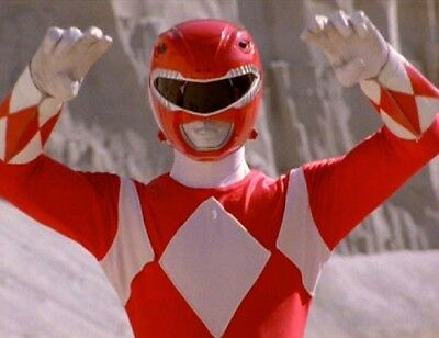 Morphed Red Power Ranger