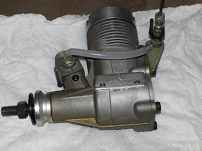 O.S. Max 60 FP engine for rc airplane w/muffler