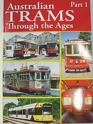 Australian Trams Through The Ages Part 1