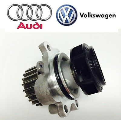 NEW Genuine Volkswagen / Audi Water Pump 06A-121-011T *FREE SHIP*