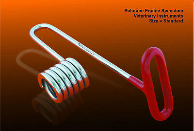 Schoupe Equine Horse Speculum Surgical & Veterinary Instrument CE.