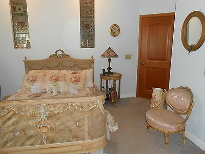 ANTIQUE FRENCH BEDROOM SET