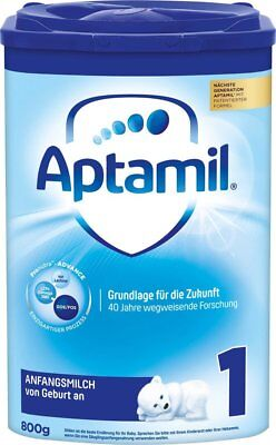 APTAMIL -  Pronutra 1 - Milk from the day of the birth - 800 gr - German Product
