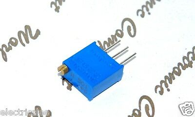 100K MULTITURN #3296 SEALED POTENTIOMETERS by BOURNS - $0 99
