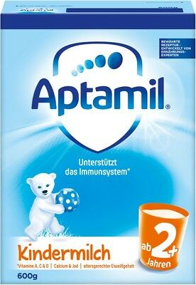 APTAMIL -  Pronutra +2 - Milk from the 24. month - 600 gr - German Production
