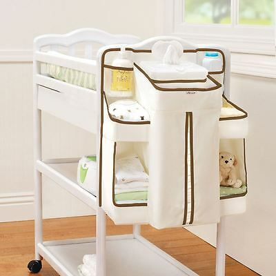 Munchkin Baby Nappy Dispenser Diaper Change Changing Holder Storage Organiser