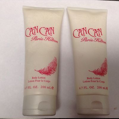 CAN CAN By PARIS HILTON Body Lotion For Women - 6.7 Oz. (2 per Pack)