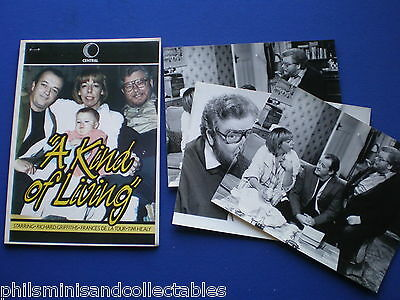 A Kind of Living   Central TV  Promotional Press Kit   1988