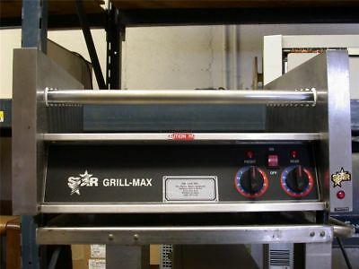 Star 30C Gril-Max Seal-Max Commercial Double Hot Dog Roller Machine